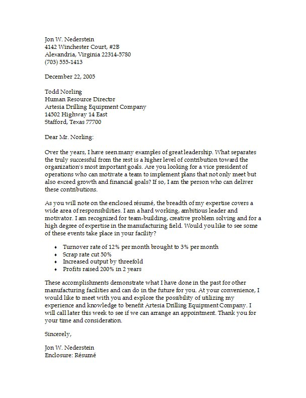 Sample Cover Letter For It. Resume Cover Letter Examples Resume